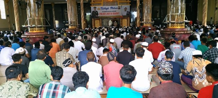 Tabligh Akbar Polres